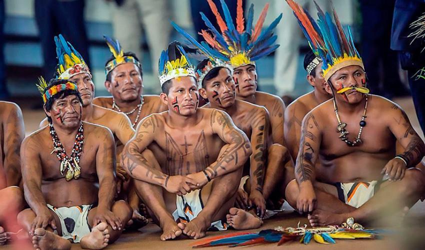 Amarakaeri, an IUCN Green List pioneer, seeks solidarity and support in the Amazon
