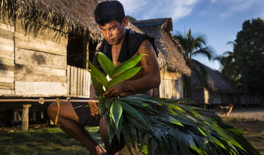 Lista Verde de Áreas Protegidas y Conservadas: soluciones inspiradoras desde la Amazonía